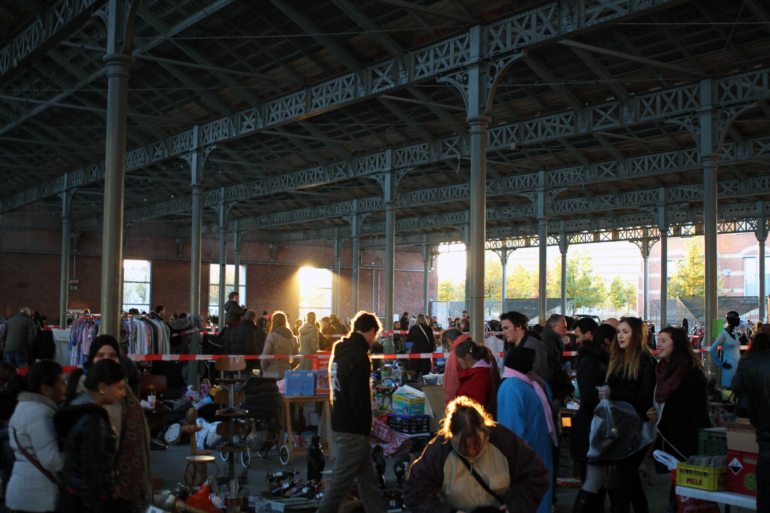 Rommelmarkt noord